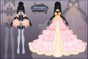 [Close]  Adoptable Outfit Auction 63-64 by LifStrange