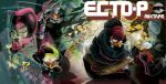 Ecto-P Album Cover by nedivory