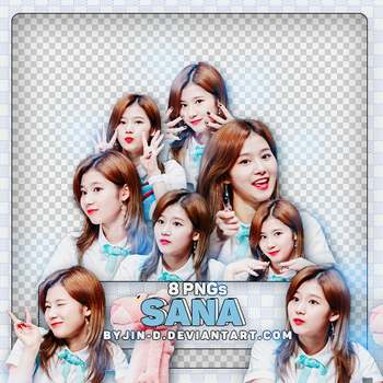 //14062017// Pack Render Sana.Twice by BYjin-D