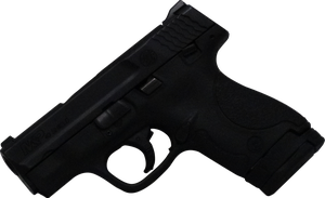 Smith and Wesson MP40 PNG by ObnoxiousNox