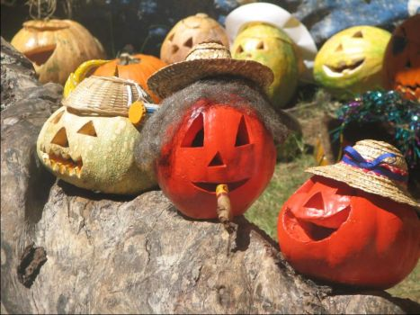 Pumking Time by Lalias