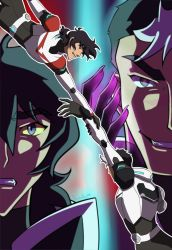 Shiro and Keith by ForsakenAngel-88