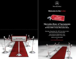 Mercedes-Benz Invitation by tlsivart