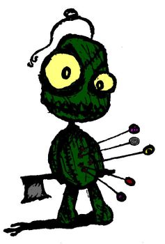 Voodoo Doll by acdcdrummer