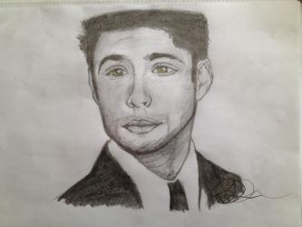 Jensen Ackles by chinuyasha500