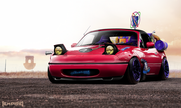 Mazda MX5 Slushious by Navvrat