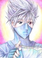 Kakashi Fan Art by happylilsquirrel