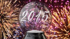 Happy 2015 by NIKOMEDIA