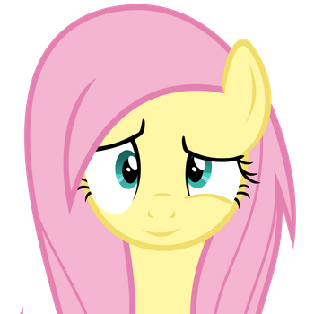 Fluttershie by Comeha