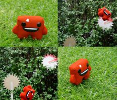 Super Meat Boy by Hannakin