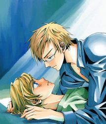Hetalia - Sweden and Finland by Rowein