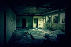 Ghost in Here by robertllynch