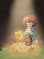 UNDERTALE || Once Upon A Time by HopelessPeaches