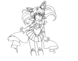 Color-Me Chibimoon by feastuponmyashes