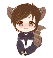 :COM: Nadia Mini Chibi by Momoroo