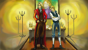 Marius Lestat by Wheehado
