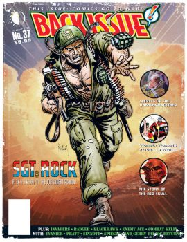 Sgt. Rock color by ToyOtter