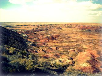 Painted Desert by SpencerMel