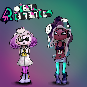Off the Hook! by Gioku