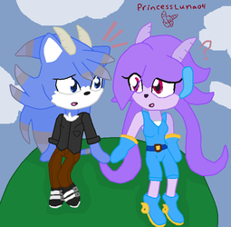 Argument Colored by PrincessLuna04
