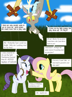 A Pony is a favorite toy by DreamergirI