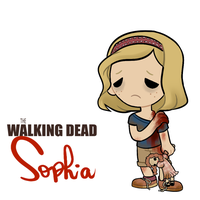 Little ass kickers: Sophia Peletier by AninhaT-T
