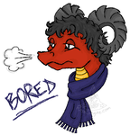 Cumbersmaug is BORED by RoseSagae