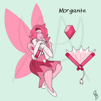 SU - Morganite by Flareblade2000