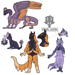 Designs by Pearlshade18