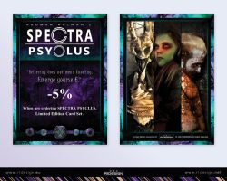 Spectra Psyclus - cards -24-discount 1 by R1Design
