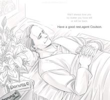 The Avengers-Phil Coulson by Athew