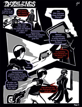 Darklings - Issue 6 Page 6 by leiko
