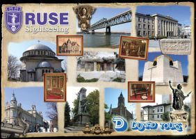 Ruse brochure by mashine