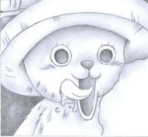 Tony Tony Chopper by cak04