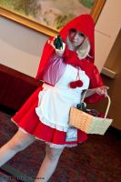 Baby Bonnie Hood - A.W.A 2011 - Pic 6 by FireDust