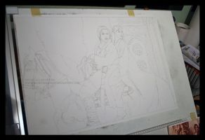 Prince Of Persia WIP by Angelstorm-82