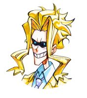 Toshinori Yagi (2) by Selebushka