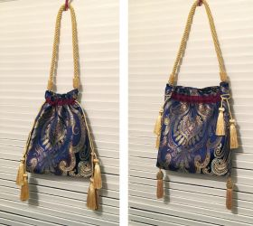 Magic Carpet Purse (DisneyBounding) by madizzlee