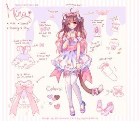 Commission - Candy Maid by Hyanna-Natsu