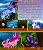 Flowic reference (closed species) by tunepuppy42