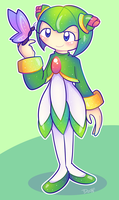 Little Seed Child by DP-draws-stuff