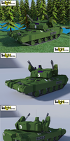 AA Tank by MSgtHaas