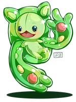 Pokemon - Reuniclus