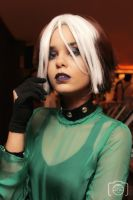 Rogue cosplay by FLovett