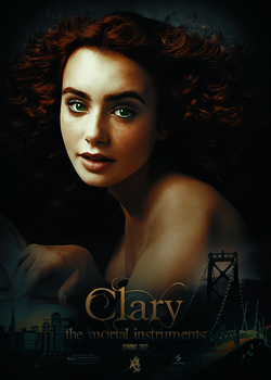 Clary Fray by Ardawling