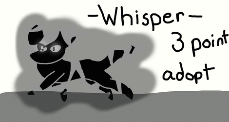 Whisper-3 point adopt CLOSED by Ask-Darkforest-Ivy