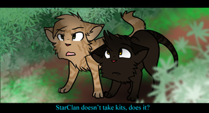 Crookedstar's Promise - Kits by Cattypasta