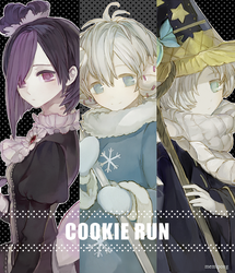 cookie run by Memipong