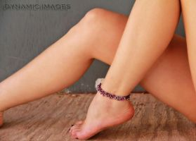 Shaggy Loops Anklet by XxAndronicusxX