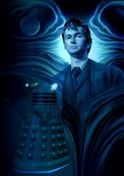 The 10th Doctor by Harnois75